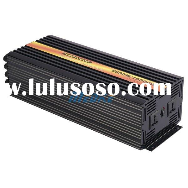 5000W Pure Sine Wave Power Inverter, 5KW Solar Power Inverter