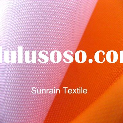 500D polyester oxford tent fabric flame retardant
