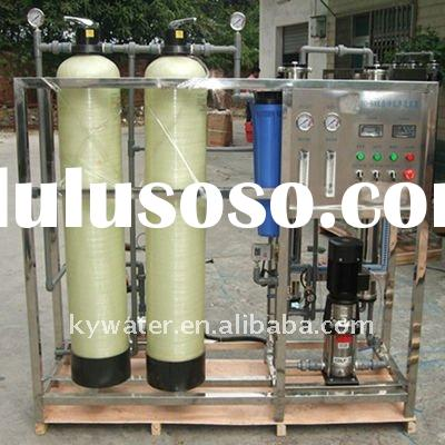 500LPH auto pure water machine for drinking water treatment