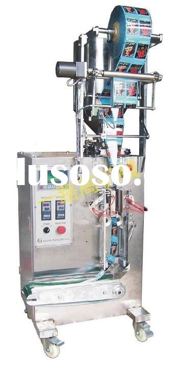 50g liquid hand gel packing machine for ketchup,sauce,juice
