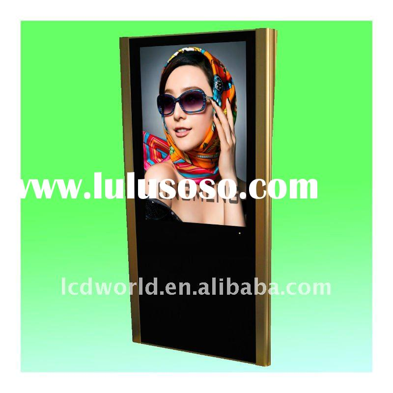 55inch LCD digital sign display for advertsing ,Floor standing lcd advertising player(VP550-D)