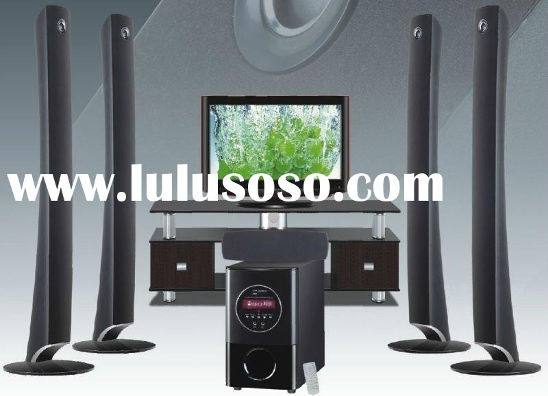 5.1 Home Theatre System with FM and USB