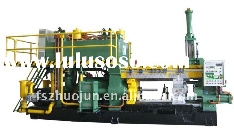 600MT Aluminium Extrusion Machine (with a text display device)