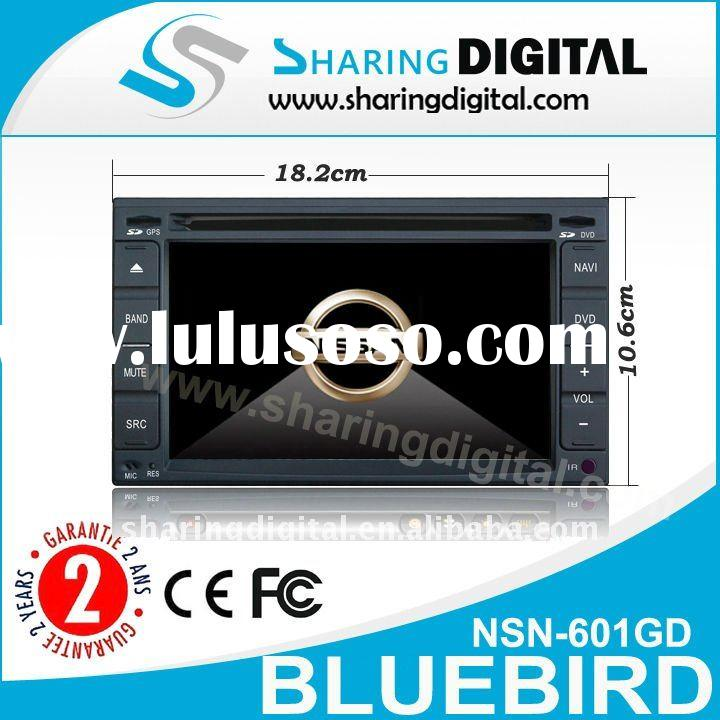 6.2 inch HD Touch screen Car DVD Player with GPS navigation