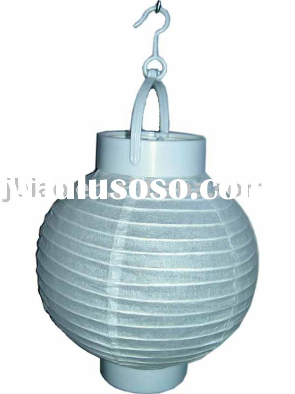 6 Inch Paper Lantern(battery operated)