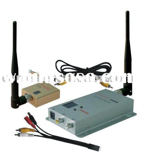 800mW 1.2GHz video transmitter receiver for long distance wireless transmission