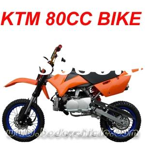 80cc dirt bike air cooled dirt bike two stroke bike(MC-642)
