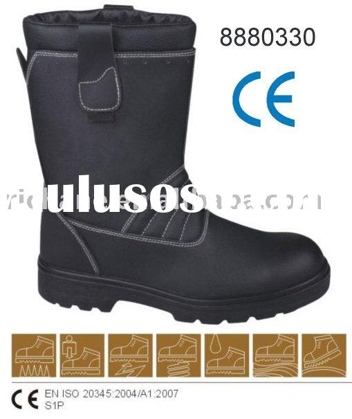 8880330 CE Standard Steel toe Buffalo Leather Safety Boots