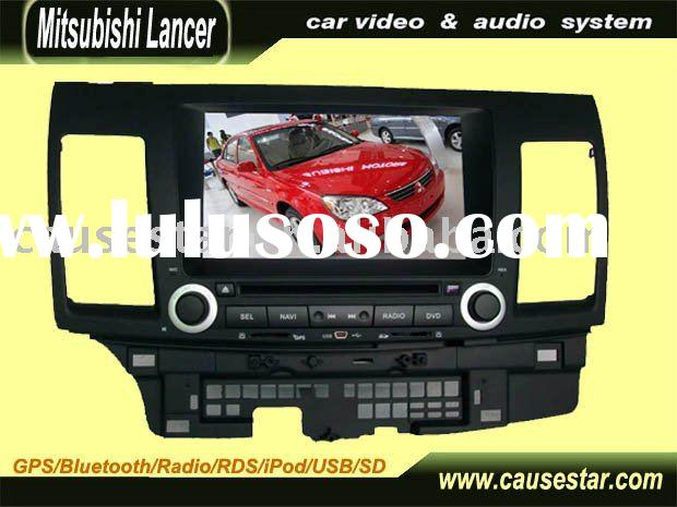 8 inch Car DVD Player For Mitsubishi Lancer with GPS
