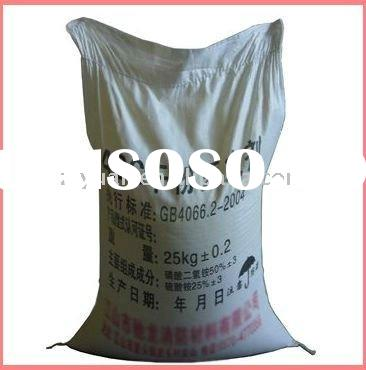 ABC dry powder extinguishing agent