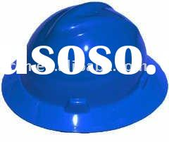 ABS Full Brim of durable construction safety helmet