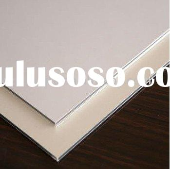 ALUMINUM PLASTIC COMPOSITE PANEL,WATERPROOF OUTDOOR DECORATION MATERIAL