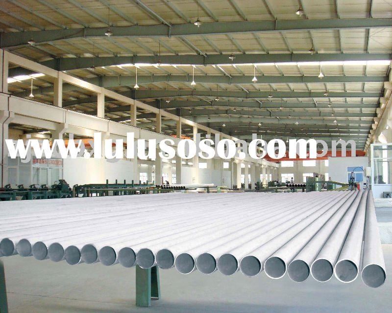 ASTM A312 TP304 Stainless Steel Seamless Pipes