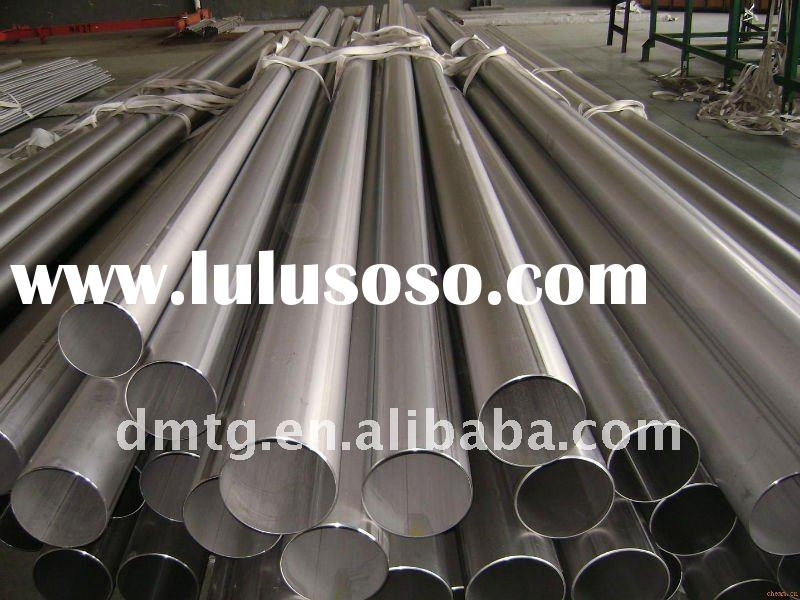 ASTM A312 TP316 6 Inch Sch40 welded stainless steel pipes and small precision pipes