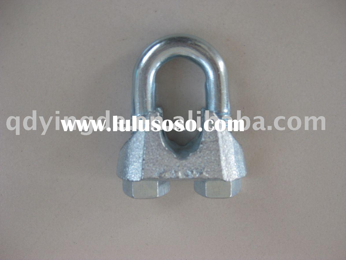 ASTM Malleable Wire Rope Clip rigging hardware