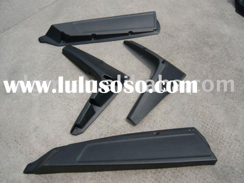 ATV plastic fenders of thermoforming vacuum forming products