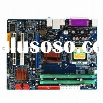 ATX Motherboard with Intel G31 and ICH7 Chipset, Supports Core 2 Quad and Core 2 Duo Processor No.G3