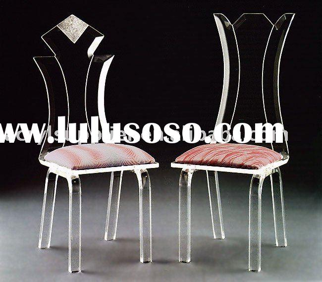 Acrylic Living Room Chair