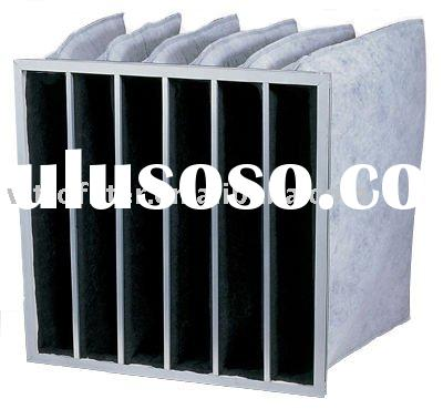 Activated Carbon Pocket Filter, Air filter material