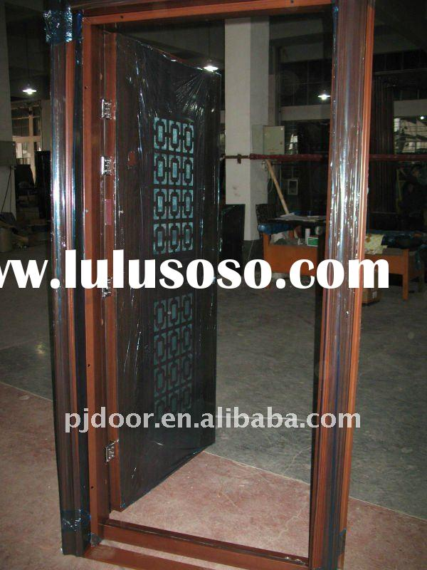 Adjustable frame steel door YHS-039 for Mid-East Countries