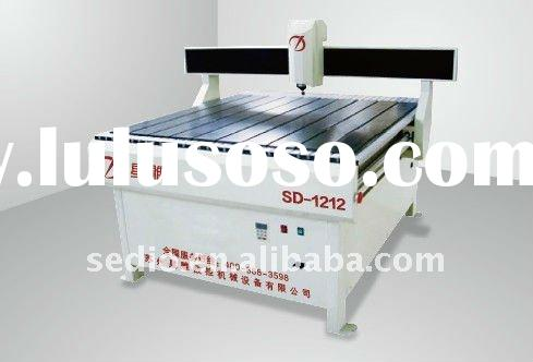 Advertising cnc router and engraver SD-6090/1212/1218/1224