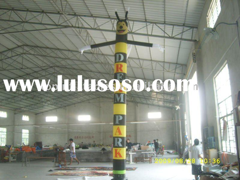 Advertising inflatables ,air dancer,size,color,logo is customized