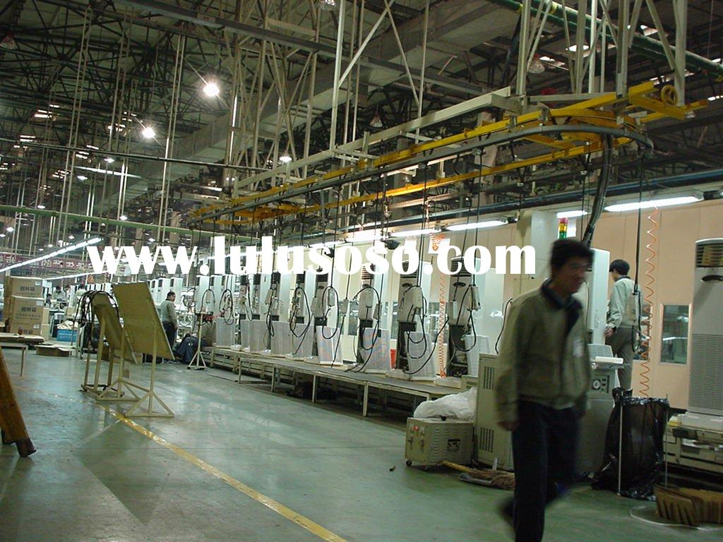 Air Conditioning AC Production Line Assembly Line