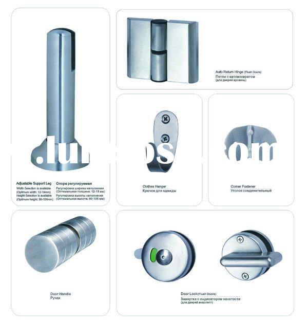 Toilet partition hardware toilet partition hardware for Bathroom partition hardware