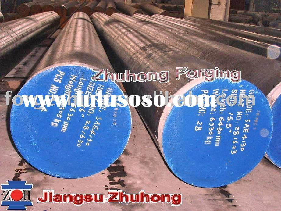 Alloy Forged steel round bar 42CrMo4/SAE4130