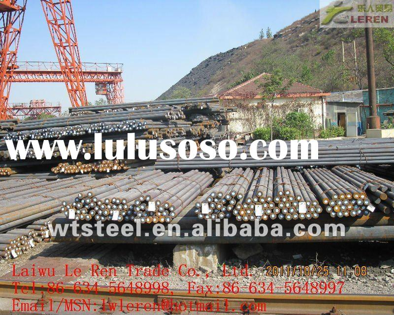 Alloy Structural Steel SAE 4140 Forged Steel Round Bar