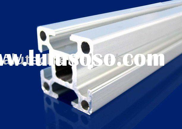 Extruded: Jindal Extruded Aluminium Sections