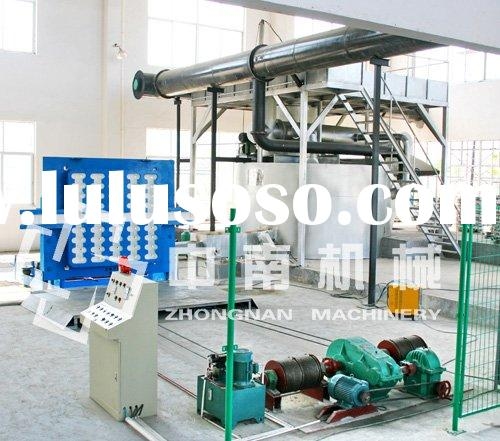 Aluminum Zinc Magnesium melting&casting equipment
