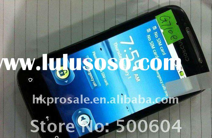 Android 2.2 Sensation G710E cell phone with wifi GPS bluetooth
