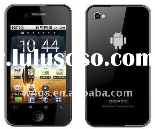 Android 2.2 TV Wifi Dual Sim Cell Phone H2000
