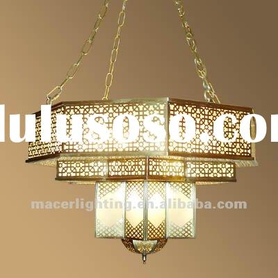 Arabian style pendant lamp/pendant lighting with antique bronze finish