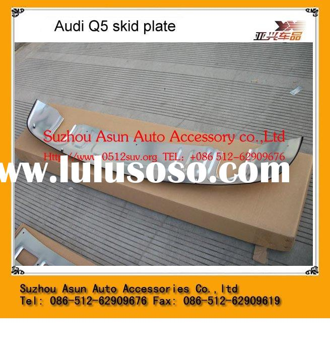 Audi Q5 auto body parts stainless steel 2010+