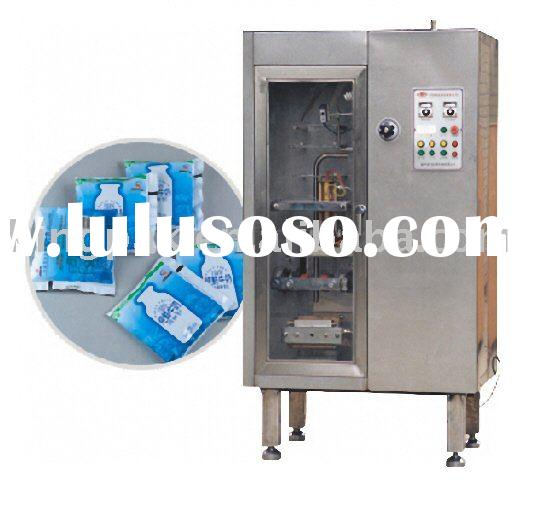 Auto Liquid Packaging Machine(Milk filling for bag )