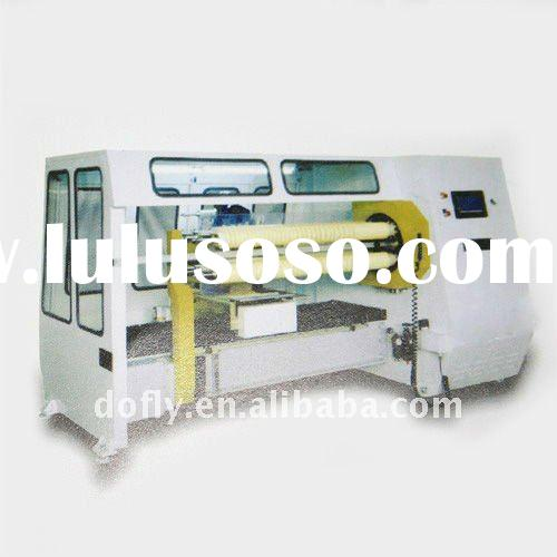 Auto adhesive tape/masking tape jumbo roll cutting machine