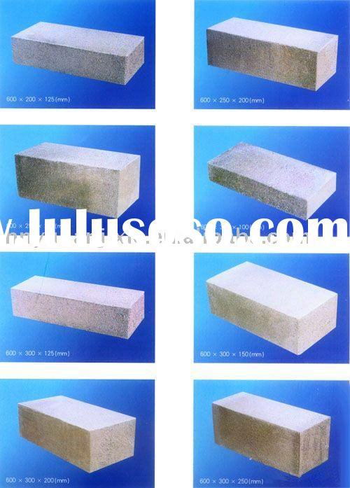 Autoclave Aerated Concrete! AAC! AAC Blocks! Newest Nowadays!