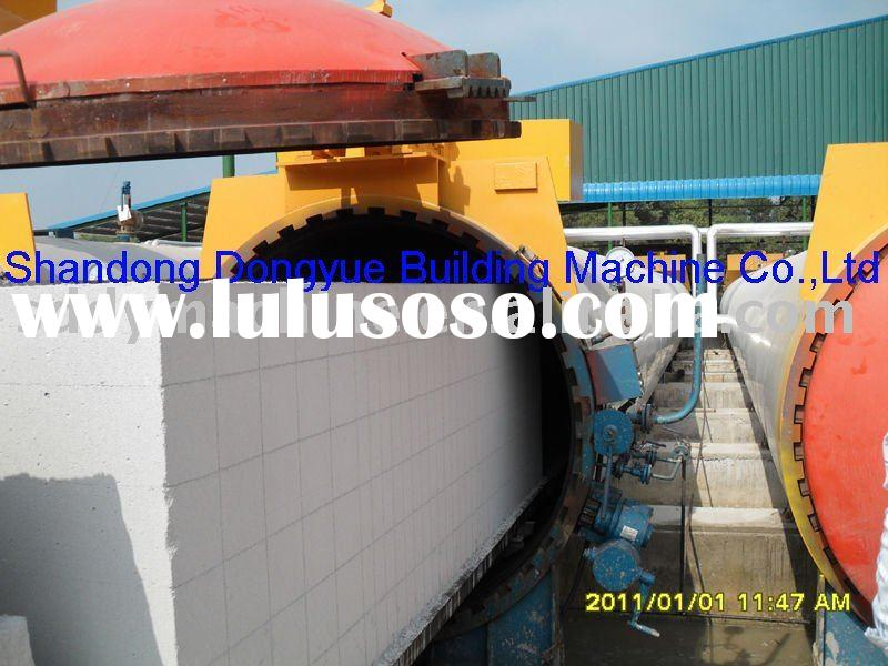 Autoclaved Aerated Concrete Block Machine(DONGYUE AAC PLANT)