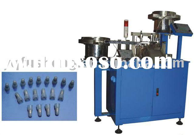 Automatic Closed-End Wire Connectors assemble machine