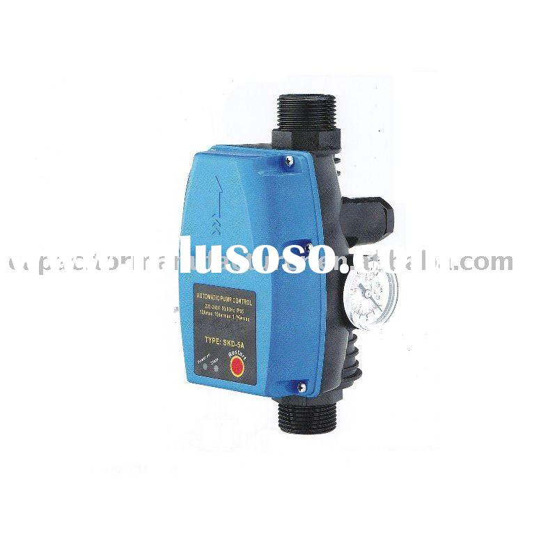 Automatic Pressure Control for jet pump