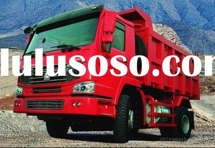 Automobile Commercial Vehicles SINOTRUK HOWO 4x2 Tipper Dump Truck