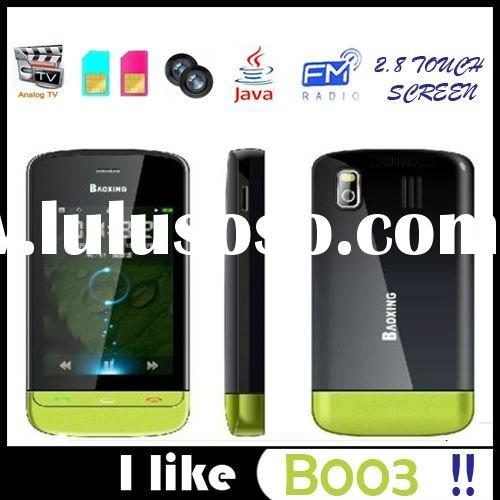 B003 touch screen mobile phone,dual sim cheap cell phone b003