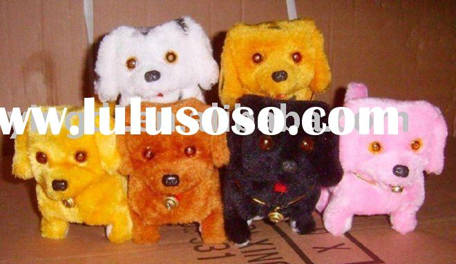 BATTERY OPERATED DOG ,toy ,plastic toys