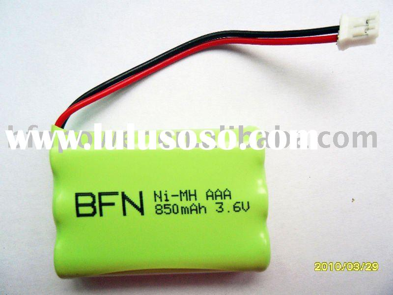 BFN AAA NiMH Rechargeable battery pack
