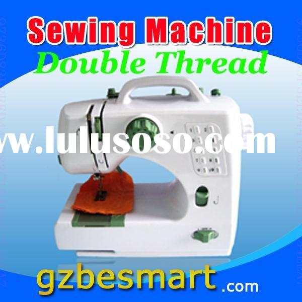 BM143 Household sewing machine double needle lockstitch sewing machine