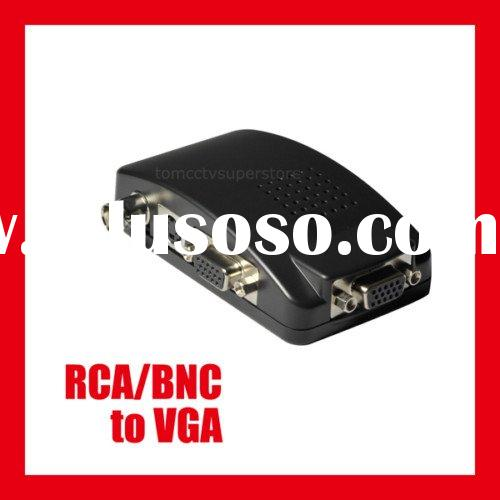 BNC / RCA / S-Video / VGA to VGA Adapter converter