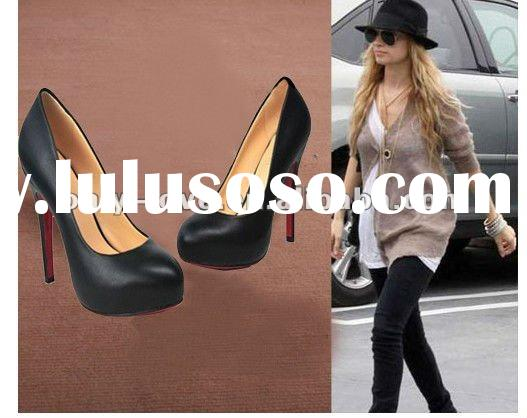 BS107 handmade super quality leather women's party shoes dress shoes evening shoes