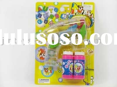 B/O Bubble Gun with light Battery operated Bubble Gun with flashing Flash B/O bubble gun Bubble game